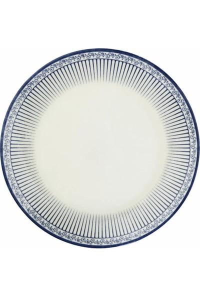 Kütahya Porselen Nano Ceram 24 Parça Yemek Takımı 89028A