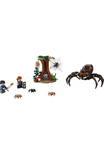 LEGO Harry Potter 75950 Aragog'un İni