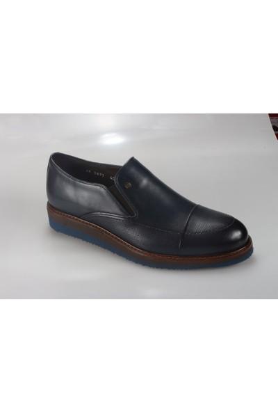 Libero 2671 Erkek Deri Hafif Günlük Ayakkabı