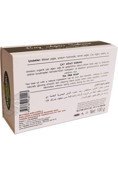 Aselcioğlu Çay Ağacı Sabunu