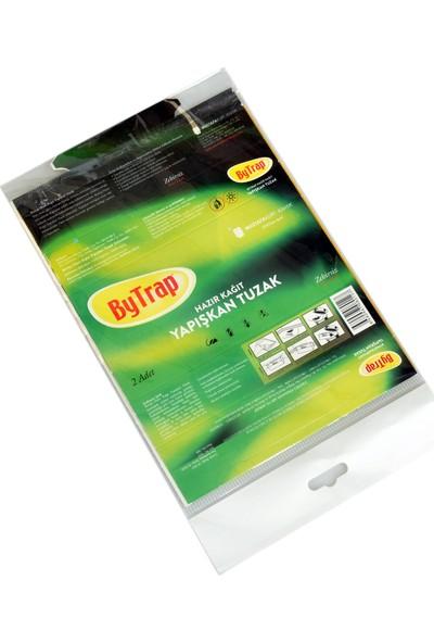 Bytrap Hazır Kağıt Yapışkan Tuzak 2 Adet