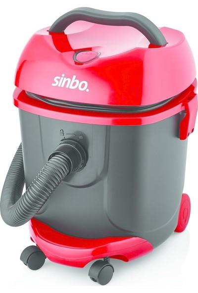 Sinbo SVC-3484 2000W Toz Torbalı Süpürge
