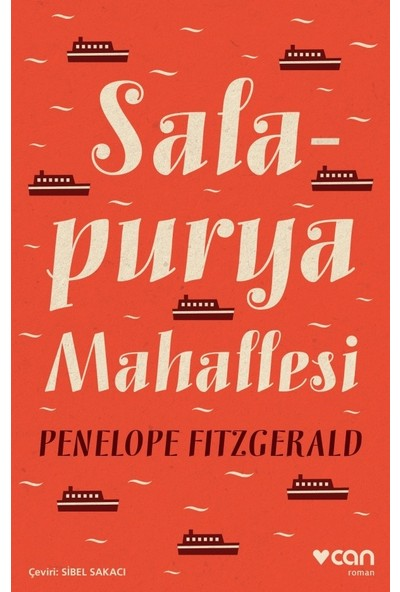 Salapurya Mahallesi - Penelope Fıtzgerald