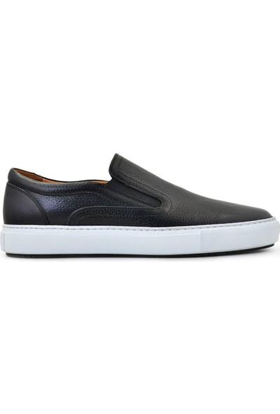 Nevzat Onay Silky Siyah 751 - Antik Siyah 201 Erkek Ayakkabı