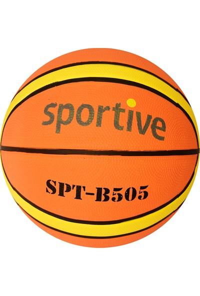 Sportive Bounce Basketbol Topu Basketbol Topları
