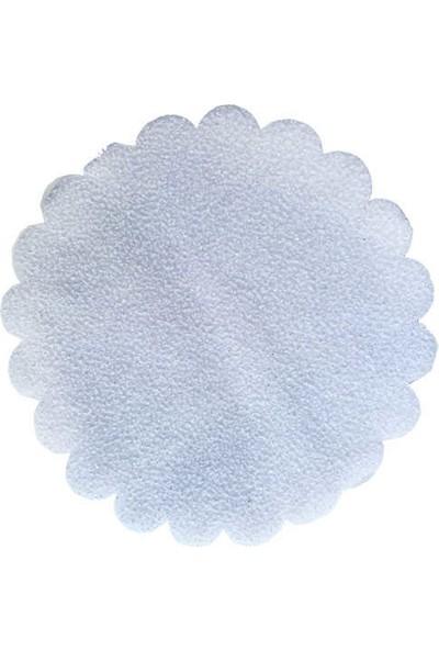 Yavuz Karlı Organze Tül Açık Kese Beyaz 22cm*22 cm 25 Adet