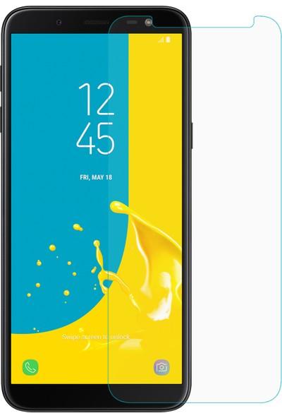 Microsonic Samsung Galaxy J6 Temperli Cam Ekran Koruyucu Film