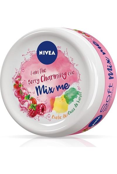 Nivea Soft Mix Me Charming Nemlendirici Bakım Kremi 100 ml