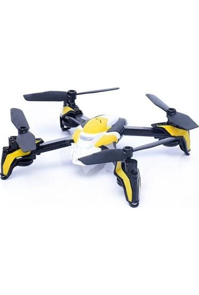 Kaideng K90 Pantoma Micro Drone - Sarı (Engel Önleme Modülsüz)