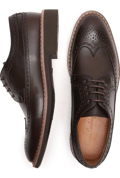 Pierre Cardin Kahverengi Klasik Ayakkabı 50195477-400