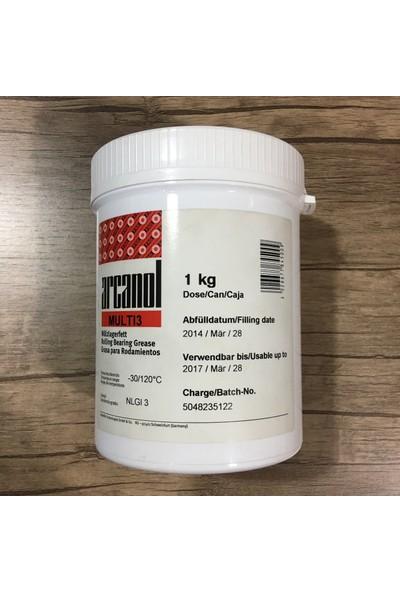 Fag Arcanol Multi 3 Rulman Gresi 1Kg