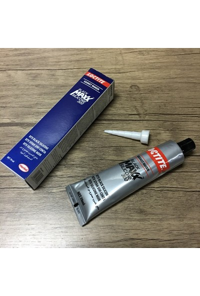 Loctite Black Max 300°C Isıya Dayanıklı Siyah Sıvı Conta 70Ml