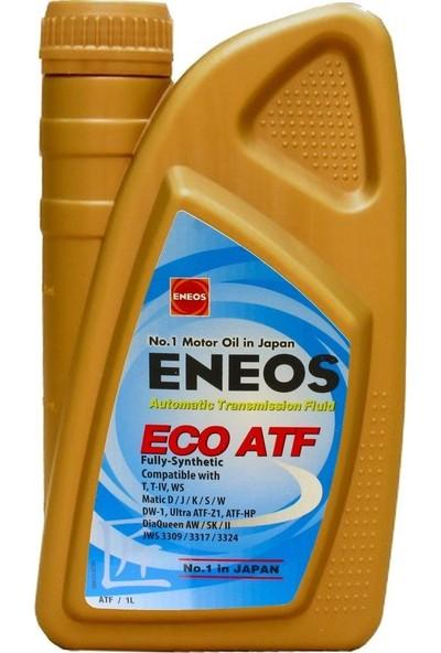 Eneos Eco Atf Otomatik Şanzıman Yağı 1 Lt 2017 Üretim