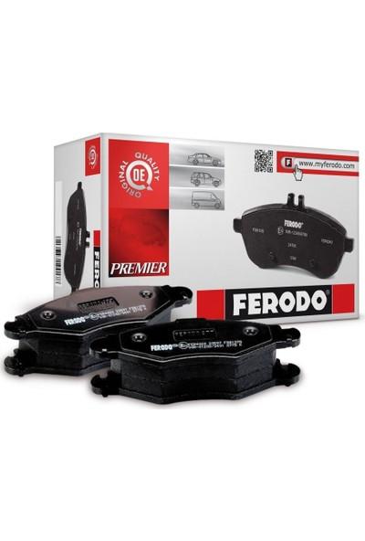 Oem Feredo Renault Fluence, Megane 3 Ön Fren Balatası Takımı 440603905R