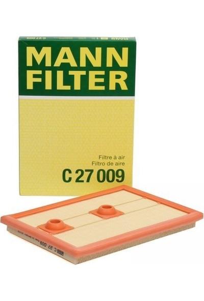 Mann Filtre Mann Golf 7, Leon 1.2, 1.4 Tsi 2013-2017 Hava Filtresi