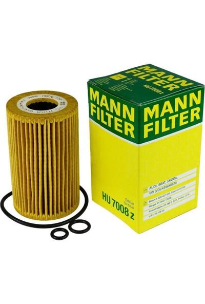 Mann Filtre Mann Volkswagen Jetta, Golf 6, Passat, Caddy 1.6 Tdi Yağ Filtresi 2011-2015