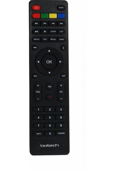 Maza 1639 Amstrad Hd-Cvs 8530 Full Hd-Botech Piko Kumanda