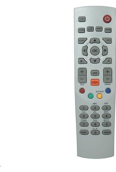 Maza 500 D-Smart Next 9500 Cis/Boyech Bt 800-Bc7200 Fta Plus Kumanda