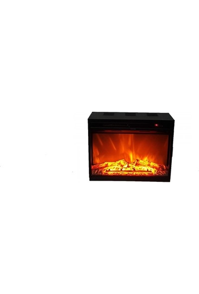 Ateşin Efendisi Elektrikli Şömine Tek Renkli Boge WS-Q-11