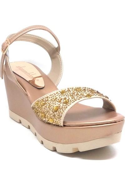 Shop And Shoes 127-061 Kadın Ayakkabı Rose