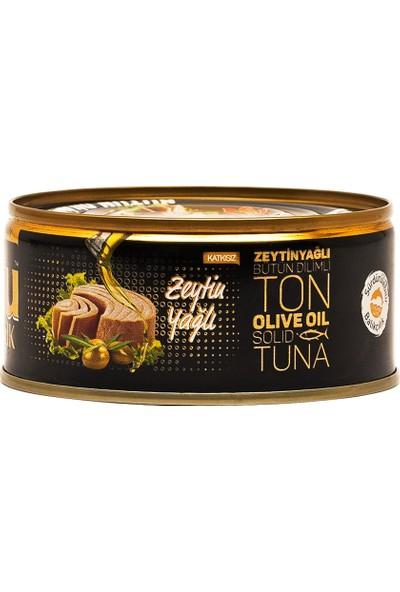 Sasu Zeytinyağlı Ton Balığı 160 gr