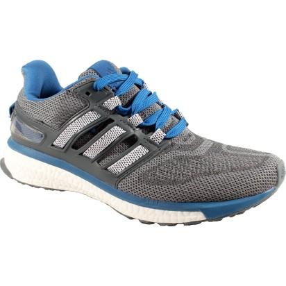 the best attitude 3379a d2849 Adidas Energy Boost 3 W Gri Mavi Erkek Koşu Ayakkabısı