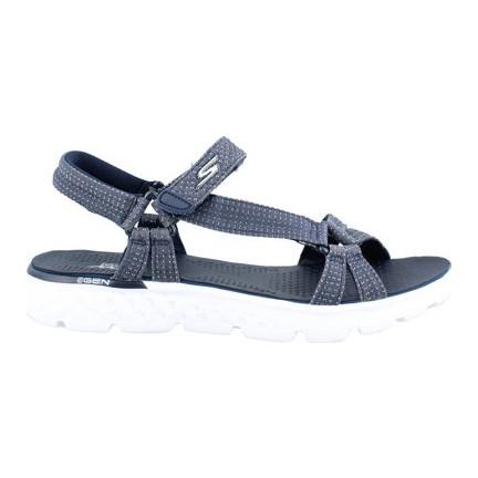 0eb075ce0249 Skechers Go 400 Radiance Kadın Lacivert Sandalet Fiyatı
