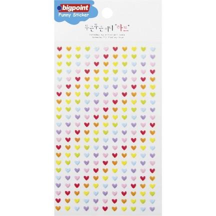 Bigpoint Sticker Küçük Kalpler Fiyatı Taksit Seçenekleri