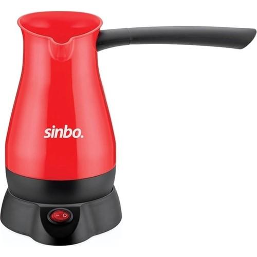 Sinbo Elektrikli Cezve Kırmızı SCM 2948