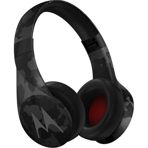 Motorola Pulse Escape + Kamuflaj Bluetooth Kulaklık
