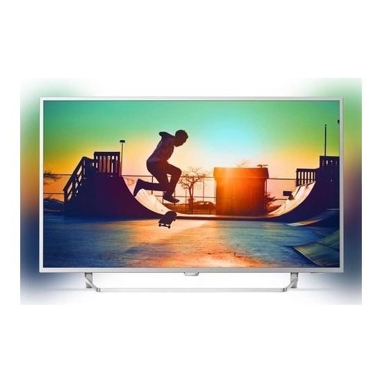 """Philips 55PUS6412 55"""" 140 Ekran Uydu Alıcılı 4K Ultra HD Smart LED TV"""