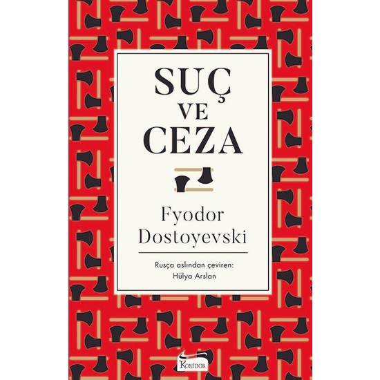 Suç Ve Ceza (Bez Ciltli) - Fyodor Dostoyevski
