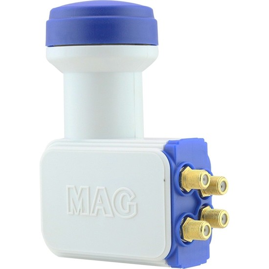 Mag Dörtlü Lnb Altın Uçlu Sharp Chip 0.1Db