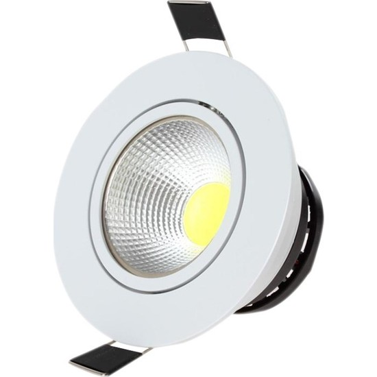 Ars 5 W Cob Led Spot-6500 K Beyaz