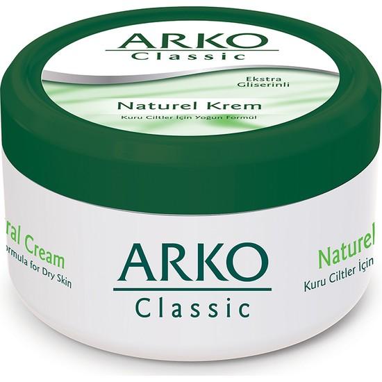 Arko Nem Classic Naturel El ve Vücut Kremi 150ml
