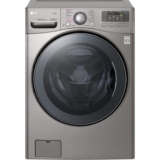 LG F2K2CHK2T A+++ 17 kg Yıkama / 10 kg Kurutma 1100 Devir Çamaşır Makinesi