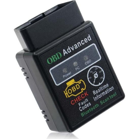 Elm327 Bluetooth V1.5 Arıza Tespit Teşhis Cihazı Türkçe Elm 327