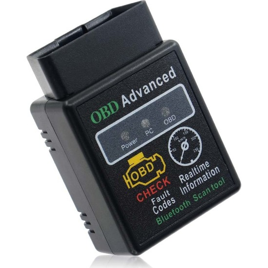 Elm327 Identifier Bluetooth V1.5 Arıza Tespit Cihazı Türkçe Elm 327