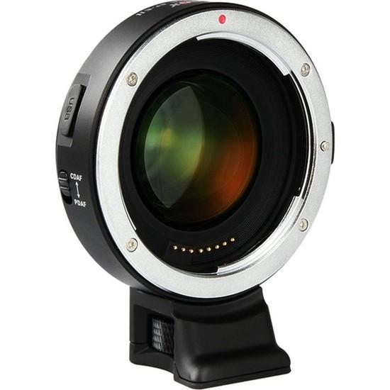 Viltrox EF-EII Lens Adaptör