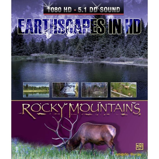 Earthscapes: Rocky Mountains [Blu-Ray]