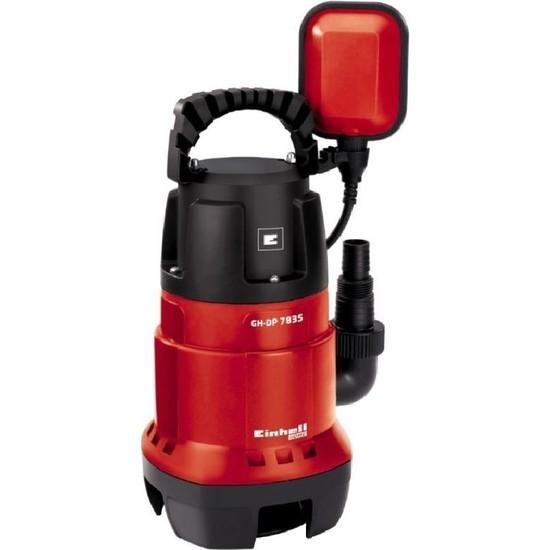 Einhell GC-DP 7835 Kirli Su Dalgıç Pompa