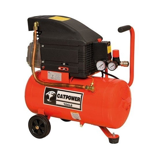 CatPower 1125 Kompresör 25 Lt.