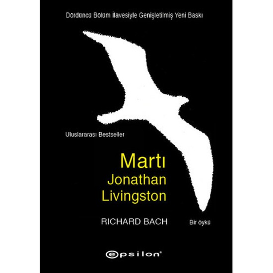 Martı Jonathan Livingston - Richard Bach