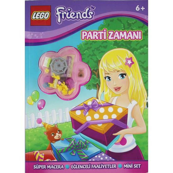 Lego Friends Parti Zamanı-Kolektif