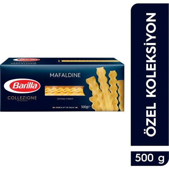 Barilla Mafaledine Sade Makarna 500 Gr