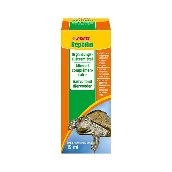 Sera Reptilin 15 Ml