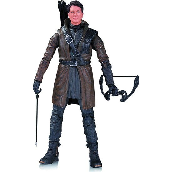 DC Collectibles Arrow TV Malcolm Merlyn Action Figure