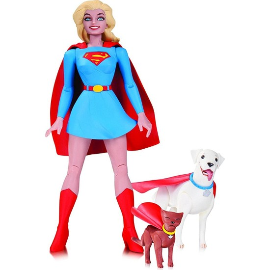 DC Collectibles Comics Designer Series Darwyn Cooke Supergirl Action Figure