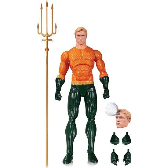 DC Collectibles DC Comics Icons Aquaman Legend of Aquaman Action Figure