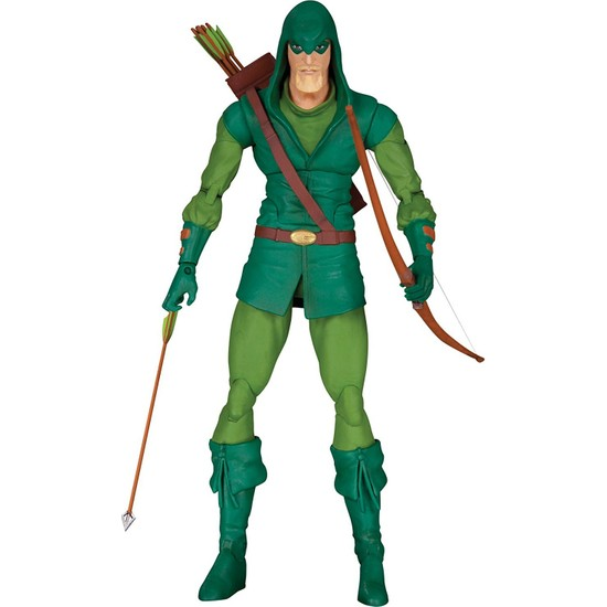 DC Collectibles DC Comics Icons Green Arrow The Longbow Hunters Action Figure